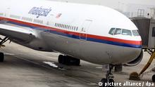 Symbolbild Malaysia Airlines Boeing 777-200