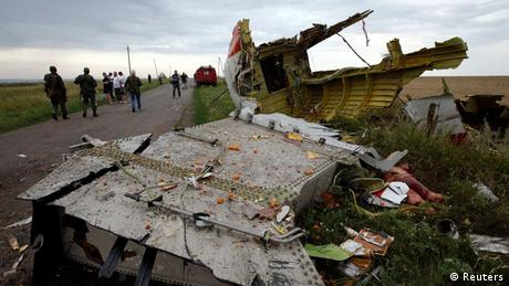 Malaysia Airlines MH-17