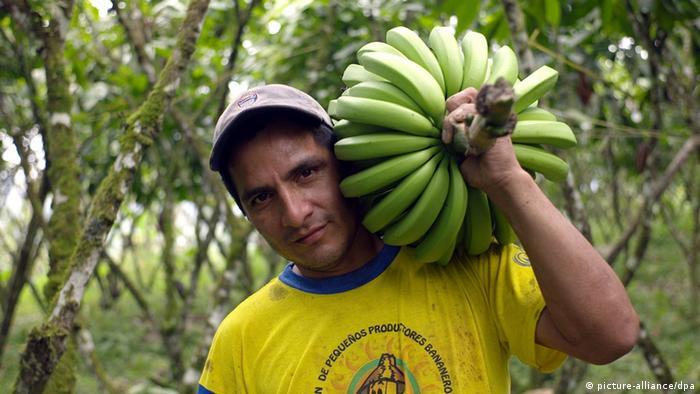 Handelsabkommen EU Ecuador