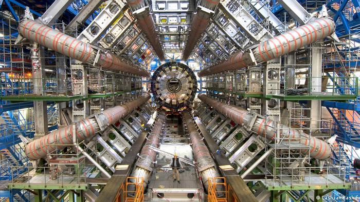 Top five quotes: CERN on the Large Hadron Collider, Higgs boson and the universe! | Science| In-depth reporting on science and technology | DW | 26.09.2014