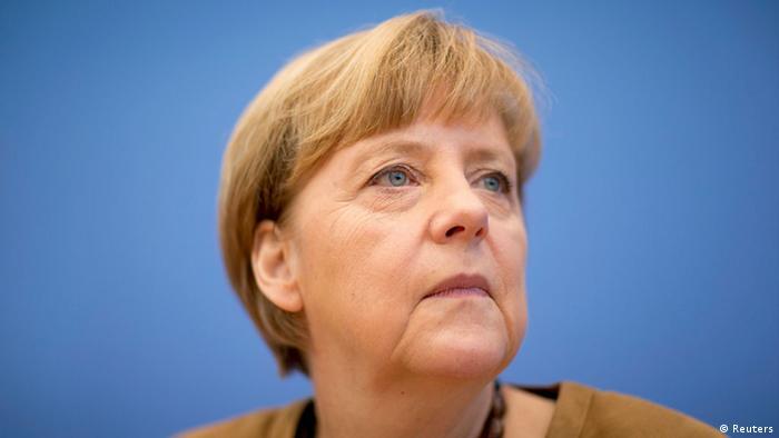 Анґела Меркель вважає шкоду від санкцій для економіки меншою, ніж від дій Росії