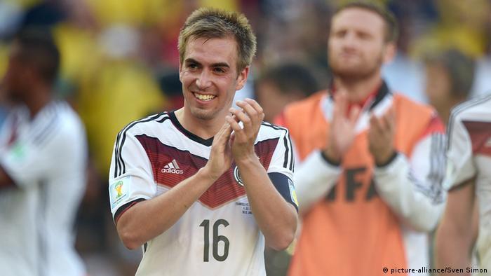 Philipp Lahm Rücktritt Nationalmannschaft