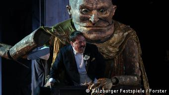 Jedermann 2014 Jürgen Tarrach (Mammon)