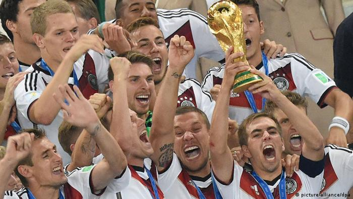 Philipp Lahm FIFA World Cup 2014