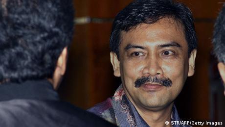Indonesien Sportminister Andi Mallarangeng