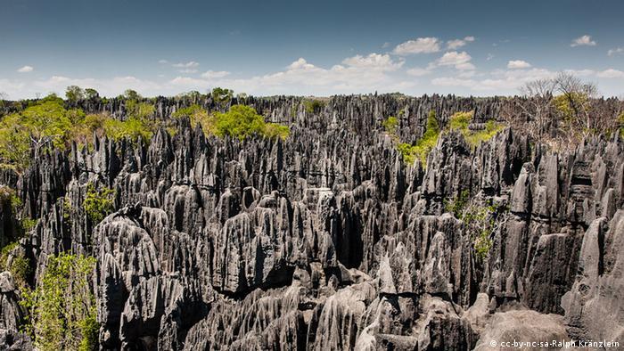 Tsingy de Bemaraha Nationalpark auf Madagaskar (cc-by-nc-sa-Ralph Kränzlein)