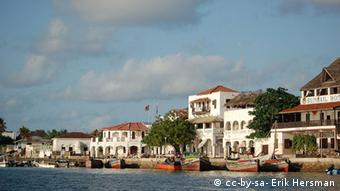 The city of Lamu