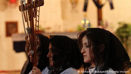 Irak Christen Kirche Archiv 2013