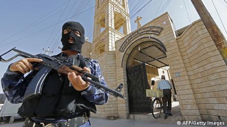 Irak Gewalt gegen Christen