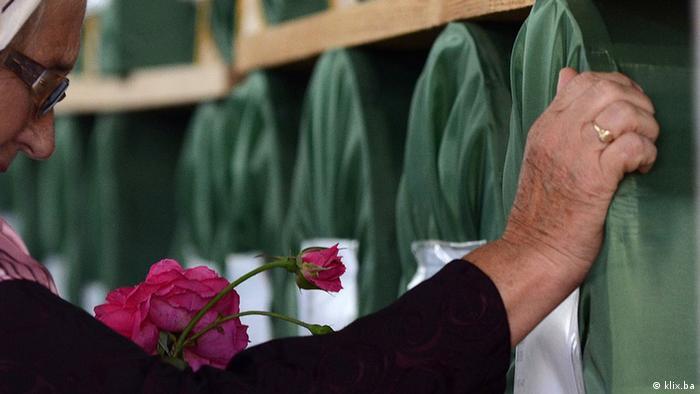 Bosnien Herzegowina Tomasica Opfer