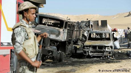 Soldaten sterben bei Angriff auf Kontrollpunkt