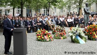 Gedenkveranstaltung zu 70 Jahre 20. Juli