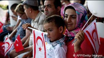 H τουρκοκυπριακή ηγεσία διοργανώνει πανηγυρικές εκδηλώσεις.