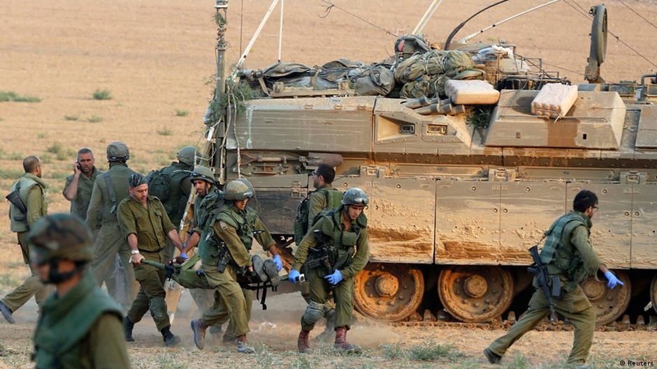 Gaza experiences deadliest day in Israeli offensive | DW | 20.07.2014