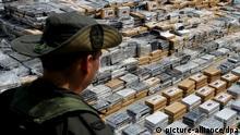 Kolumbien Drogenkrieg Kokain Schmuggel Militär Drogenfund 2014