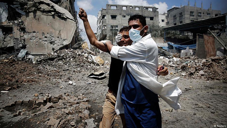 تواصل سقوط القتلى في غزة وحماس متمسكة بموقفها | DW | 21.07.2014