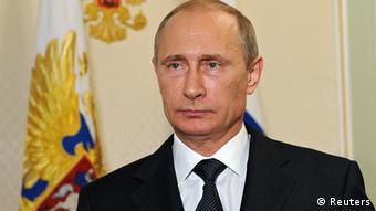 Владимир Путин возложил вину за катастрофу MH17 на Украину (фото из архива)
