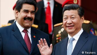 Xi Jinping in Venezuela