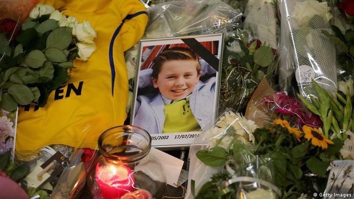 Vítima do voo MH17