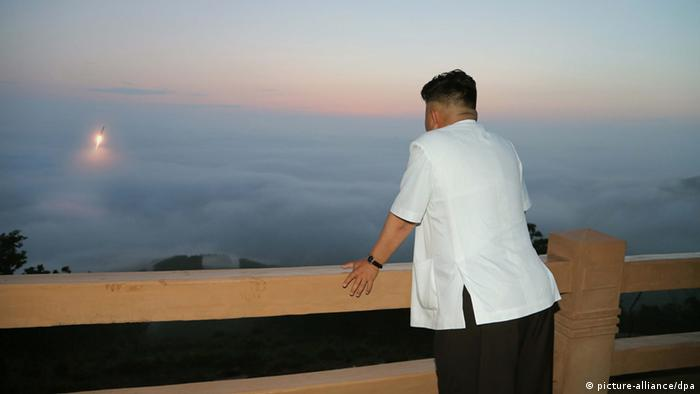 Kim Jong Un (Foto: picture alliance)