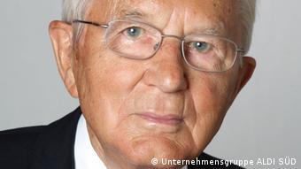Karl Albrecht gestorben