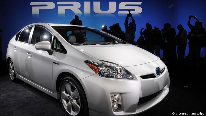 Toyota Prius (picture-alliance/dpa)