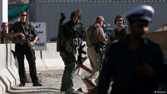 Irak Kabul Taliban Selbstmordanschlag Flughafen 22.7.