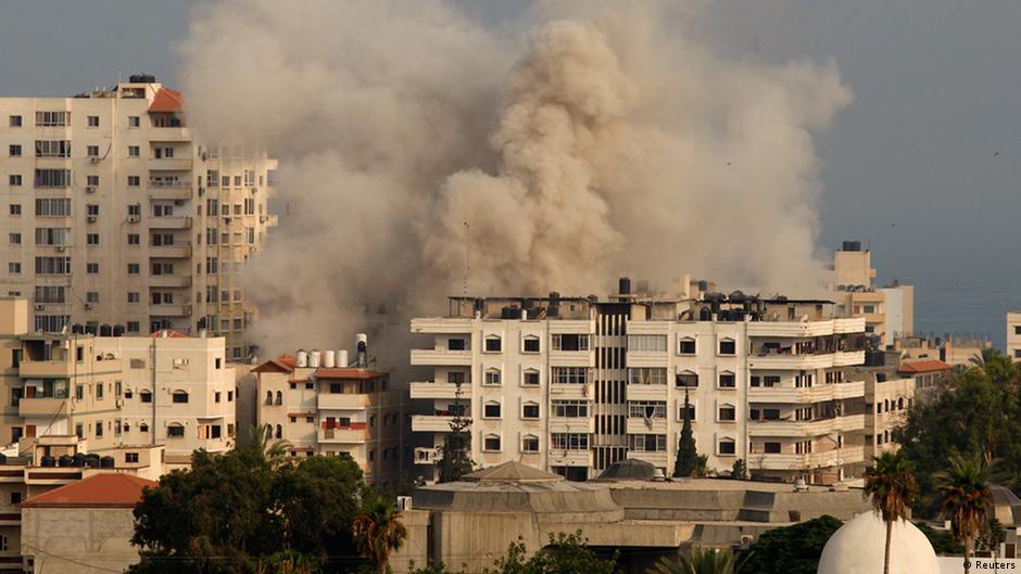 مصرع عائلة ألمانية من سبعة أفراد في غزة | DW | 22.07.2014