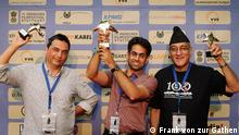 11. Indisches Filmfestival Kamal Musale Richie Mehta Dr. Mohan Agashe