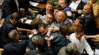 Ukraine Parlament 22.07.2014 Kiew