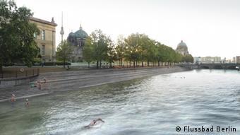 Project Flussbad Berlin