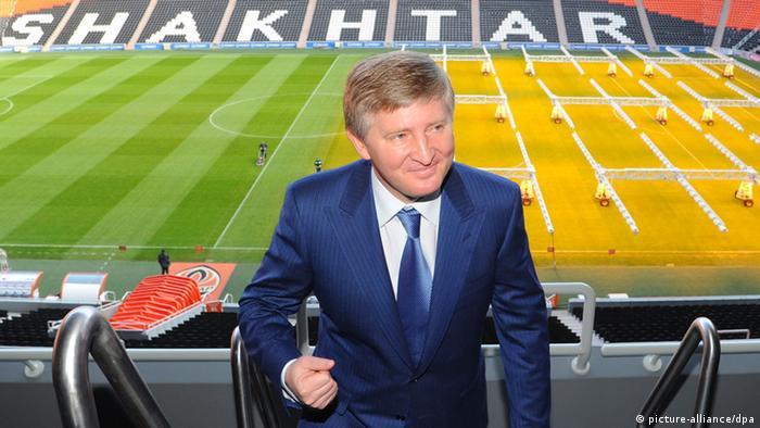 Рінат Ахметов (фото з архіву)