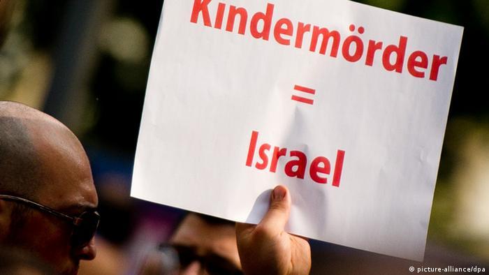Solidaritätskundgebung für Palästinenserin Berlin (Foto: Daniel Bockwoldt/dpa)