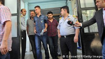Erdogan lässt Dutzende Polizisten festnehmen