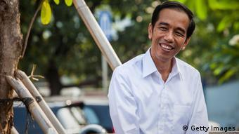 Indonesien Präsidentschaftswahlen Joko Jokowi Widodo 22.07.2014