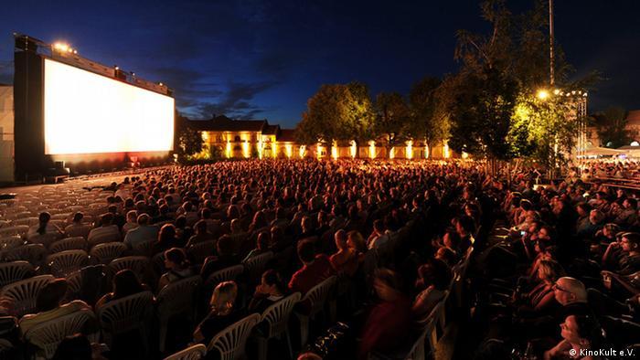 Bildergalerie Open Air Kinos Ludwigsburg
