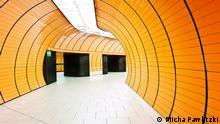Bildergalerie Ubahnbilder von Micha Pawlitzki München Marienplatz