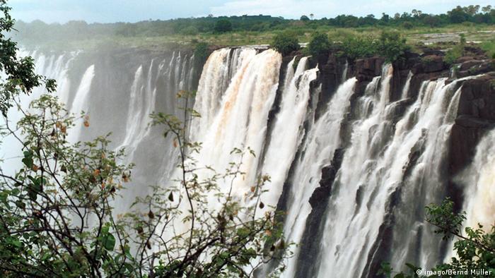 Viktoria-Fälle in Sambia und Simbabwe (Foto: imago/Bernd Müller)