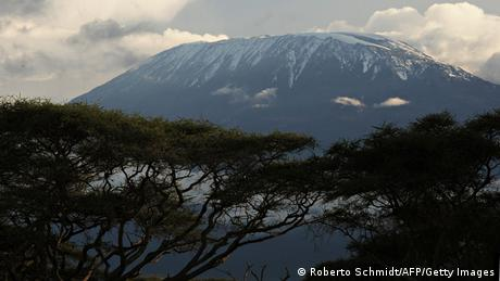 Kilimandscharo Tansania (Roberto Schmidt/AFP/Getty Images)