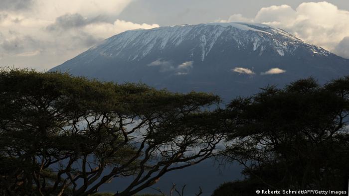 Kilimanjaro, en Tanzania