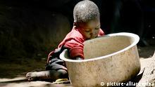 Symbolbild Hungernot Afrika