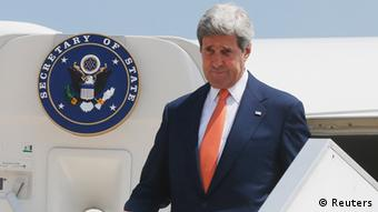 Kerry in Tel Aviv 23.07.2014