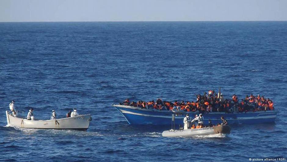यूरोप आने की कोशिश में 3000 मरे | DW | 30.09.2014