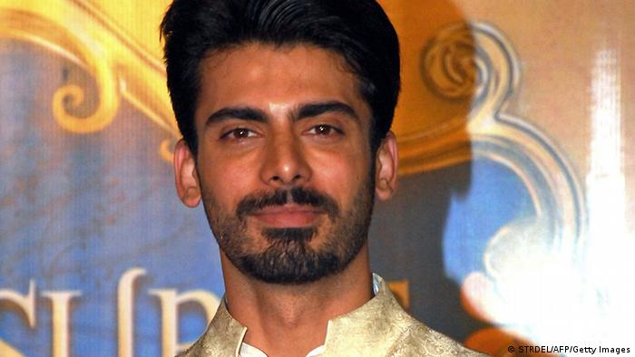 Pakistan Schauspieler Fawad Khan (STRDEL/AFP/Getty Images)