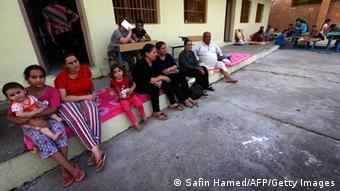 Irak christliche Flüchtlinge aus Mossul 19.07.2014 (AFP / Getty Images)