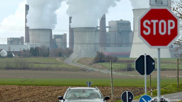 Электростанция в Роммерскирхене (ФРГ)