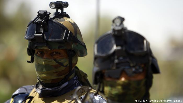 نیروهای امنیتی عراق (عکس از آرشیو)