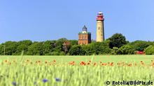 #6118544 - Rügen, Kap Arkona, Leuchtturm, Leuchttürme © BildPix.de