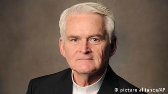Australischer Militärbischof Max Davis- AP Photo/Australian Catholic Bishops Conference
