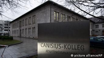 Canisiuskolleg Berlin (picture alliance/AP)